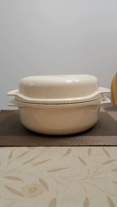 Tupperware Microwave Stacked Cookware