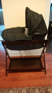 1 STOP SHOP FOR ALL BABY NEEDS! UPPAbaby Bassinet, Stand & More!