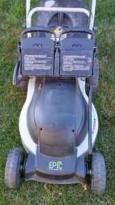 Battery operated, Lawn Mower, Trimmer/Edger/Blower, Wagon, Hose Kitchener / Waterloo Kitchener Area image 3