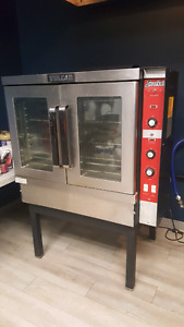 Natural Gas Convection Oven