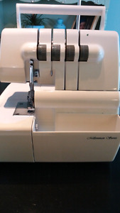 Sewing machine overclock multi function