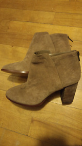 Brand New Suede Ankle Boots