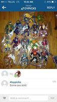 Looking for masters of the universe collectibles