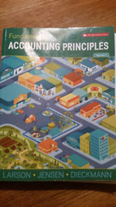 Accounting Principles and Relationship Selling