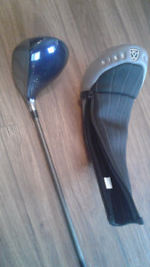 Tiger woods nike driver