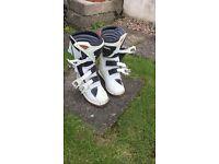 Thor kids motocross boots