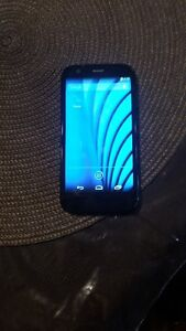 Moto G cell phone