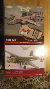 Corgi die cast metal aircraft