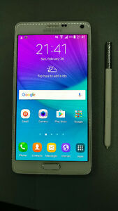 Samsung Galaxy Note 3 White Unlocked 32 G