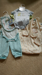 3 to 6 month Brand New Outfits