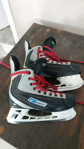Trade: Nike Bauer Skates for XL chest protector or helmet