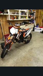 2012 KTM Dirtbike for sale