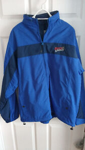 Moosehead light winter jacket extra large brand new