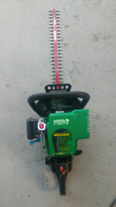Taille haie weed eater NEUF