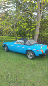 1978 MGB !!! NEED GONE