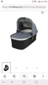 Uppababy bassinet nacelle uppa baby 2018 pascal