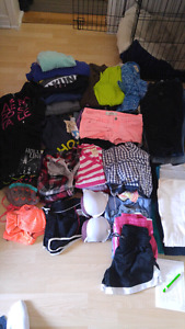 Girls and ladies clothing
