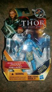 Thor The Mighty Avengers Ice Axe King Laufey Action Figure 3.75""