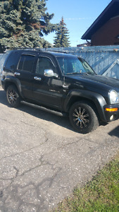 2003 Jeep Liberty 4x4 SUV, Crossover