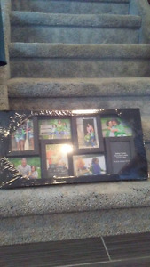 Collage photo frame - brand new, unopened