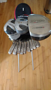 Men's right-hand golf set - Tommy Armour/Adams