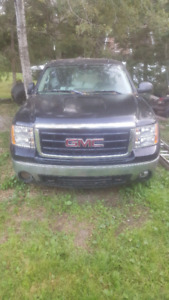Parting out a 2008 gmc sierra