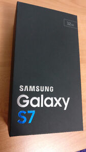 Samsung Galaxy S7 | Box never opened | Purchased: 3rd Dec 2016