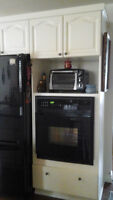 Frigidaire Oven & Stove Top