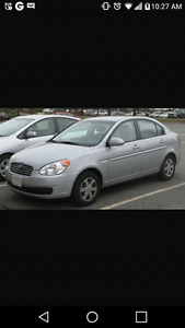 WELL MAINTAINED 08 Accent