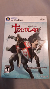 The first templar game for windows7/vista/XP SP2