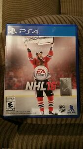 PS4 NHL16 Kitchener / Waterloo Kitchener Area image 1