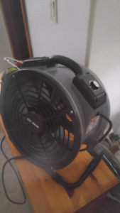 Super circulation fan 12 speed 2 AC outlets