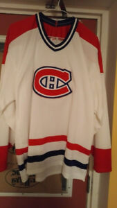 Authentic CCM Vintage (1970s) Montréal Canadiens Hockey Sweater