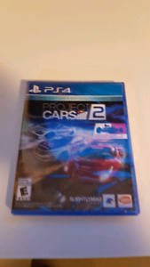 FS: PROJECT CARS 2 (PS4)