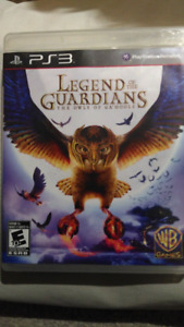 PS3 game - Legends of the Guardians - The Owls of Ga'Hoole