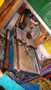 Tile cutter wet saw for sale $60