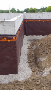 Framing and Concrete Foundations