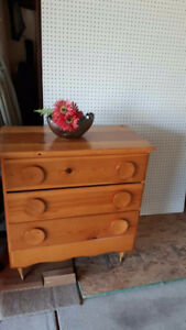 A pair of dressers , $30/each