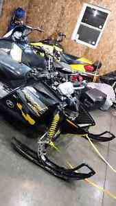 Parting out 2006 renegade 800 ho