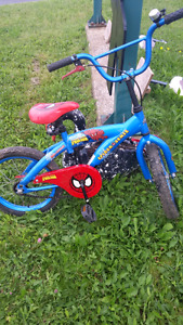 Boys bike for small child