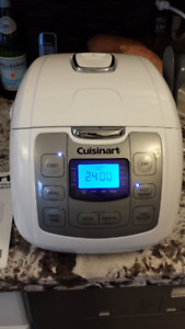 Cuisinart Rice Plus Multi-Cooker with Fuzzy Logic Technology