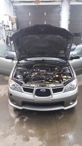 Subaru impreza 2006 très propre