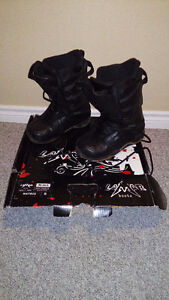 Snowboards & boots