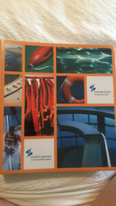 Lifesaving Society, 6 Manuals for Instructors Course