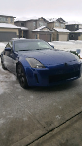 QUICK SELL 2003 NISSAN 350z
