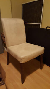2 Dining Chairs - HENRIKSDAL - Excellent condition