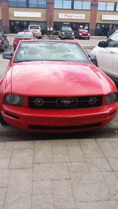 2006 Ford Mustang Convertible!!