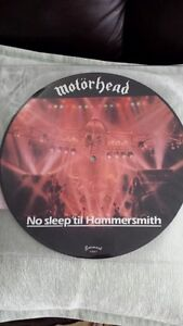 MOTORHEAD LIVE AT HAMMERSMITH PICTURE DISC VINYL ! BRAND NEW !