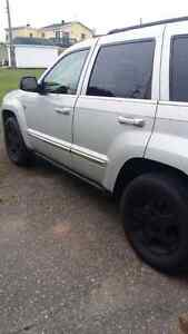 Jeep Grand Cherokee 2005 Limited 5.7L
