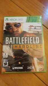 Brand NEW Battlefield Hardline xBox 360 Game